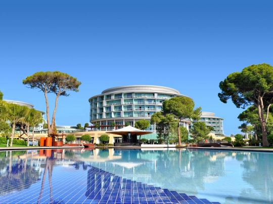 CALISTA LUXURY RESORT - 5*