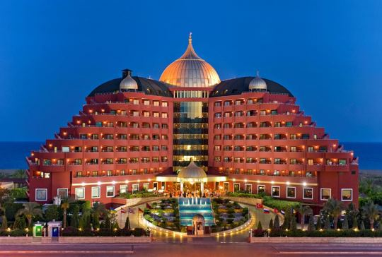 DELPHIN PALACE 5*