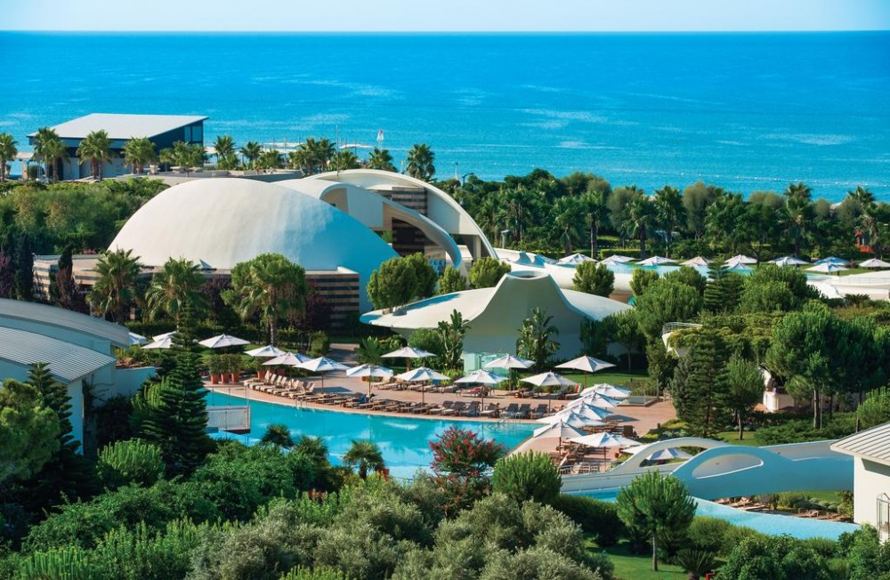 CORNELIA DIAMOND GOLF RESORT & SPA - 5*
