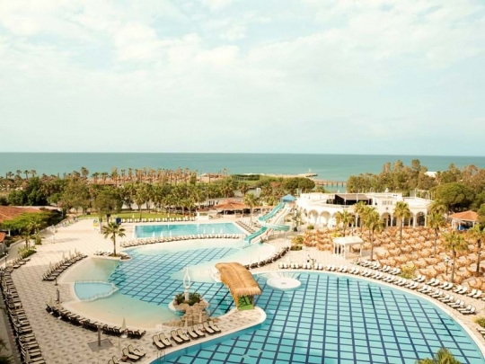 SENTIDO LETOONIA GOLF RESORT - 5*