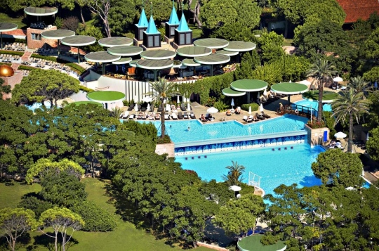 GLORIA VERDE RESORT  5 *