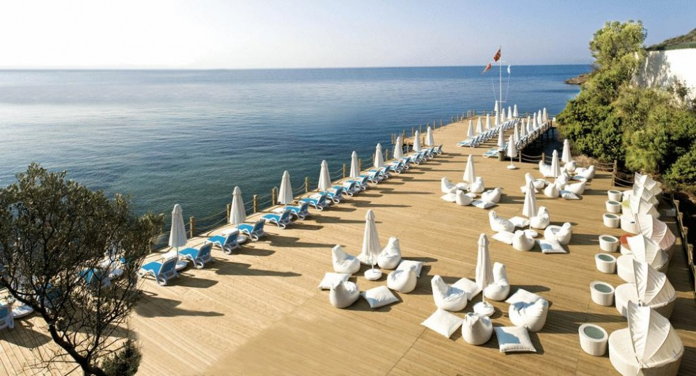 PALOMA PASHA RESORT 5*