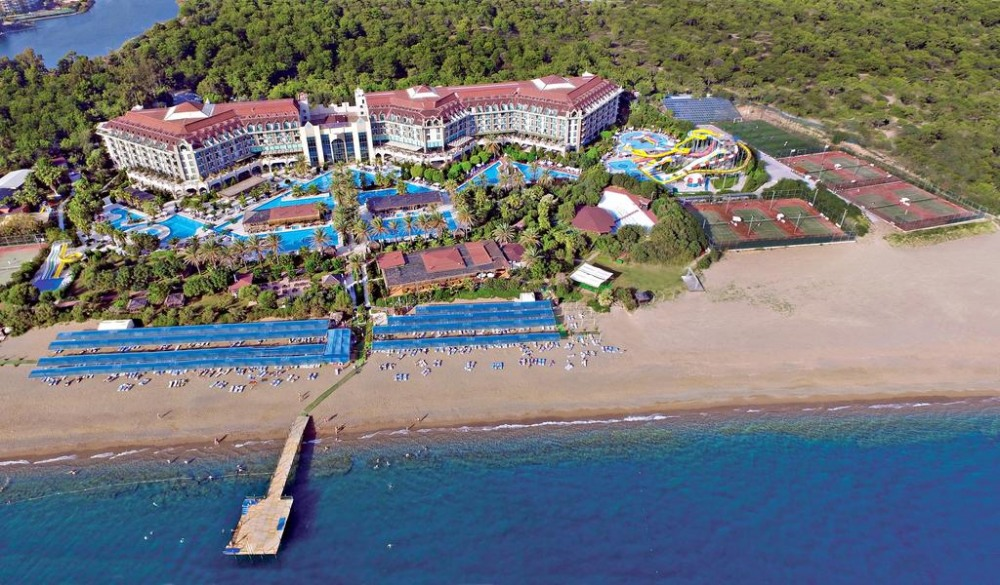 NASHIRA RESORT HOTEL 5*