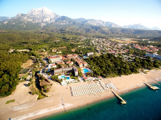 CLUB PHASELIS ROSE (HOLIDAY VILLAGE 1)