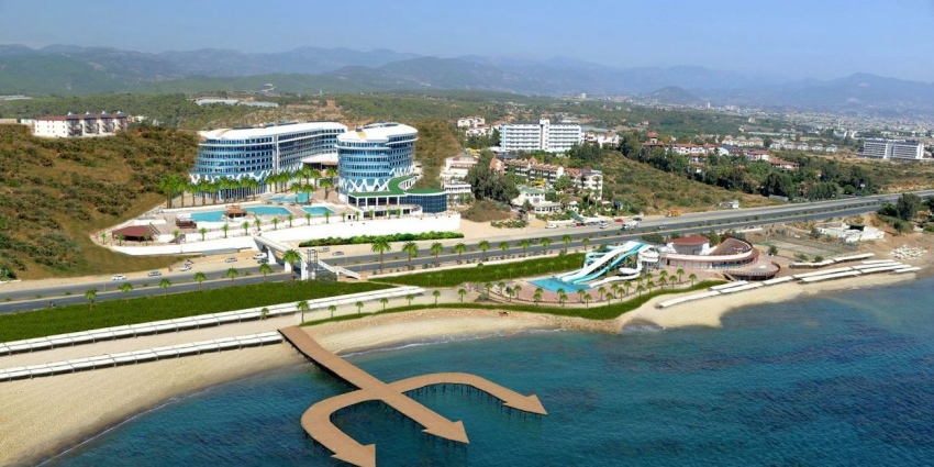 VIKINGEN INFINI	TY RESORT & SPA 5*