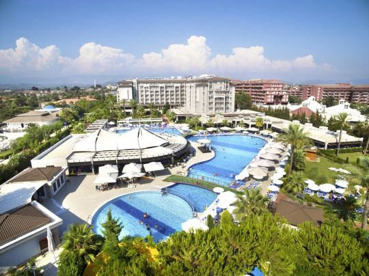 SUNIS ELITA BEACH RESORT & SPA 5*
