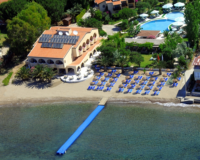 DOGAN PARADISE BEACH RESORT 3*