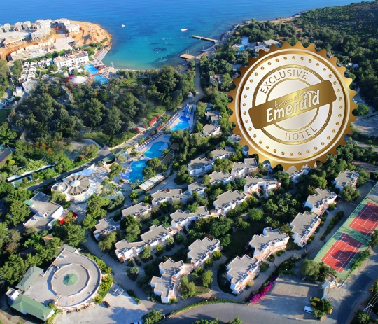 BODRUM ONURA HOLIDAY VILLAGE 3+*