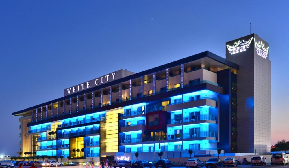 WHITE CITY RESORT HOTEL 5*