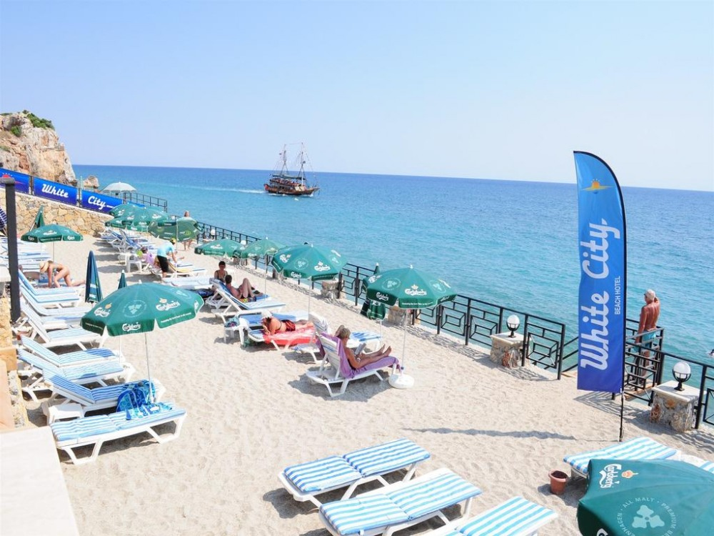 WHITE CITY BEACH HOTEL 4*-Снимка11