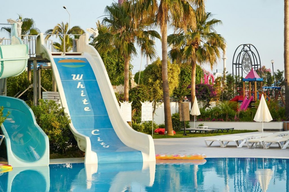 WHITE CITY BEACH HOTEL 4*-Снимка15
