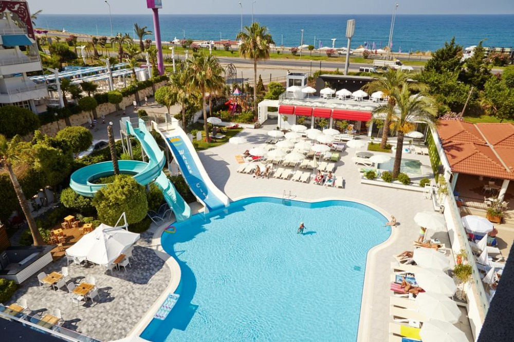 WHITE CITY BEACH HOTEL 4*-Снимка22