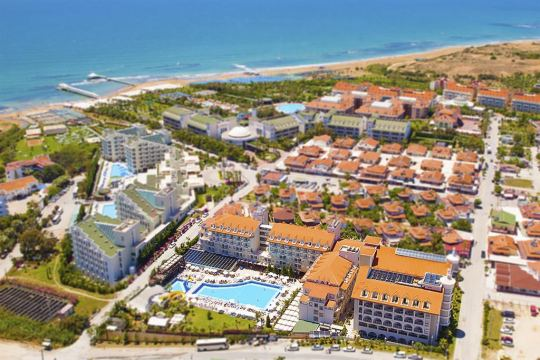 DIAMOND BEACH HOTEL & SPA - 5*