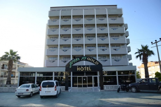 GREEN GOLD HOTEL 3*