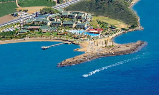 OZ INCEKUM BEACH RESORT 5*