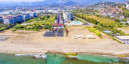 LARISSA HOLIDAY BEACH 4*