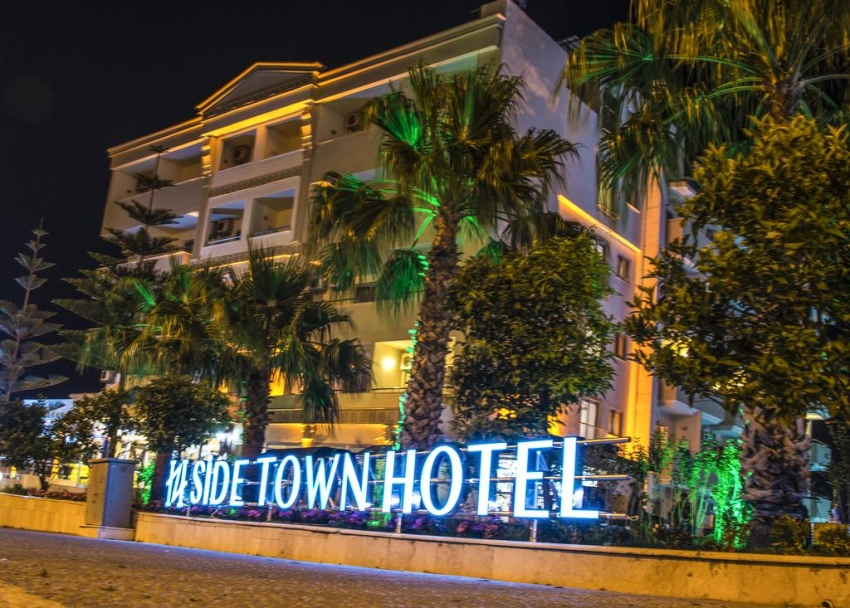 SIDE TOWN BY Z HOTELS 3*