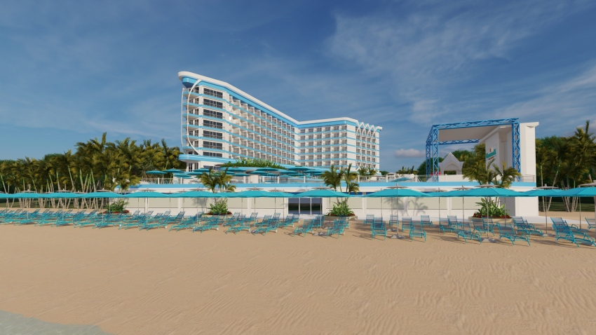 GRANADA LUXURY BEACH AVSALLAR 5* <font color=red> NEW 2019</font>