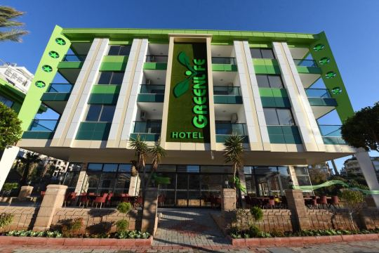 GREEN LIFE HOTEL 4*