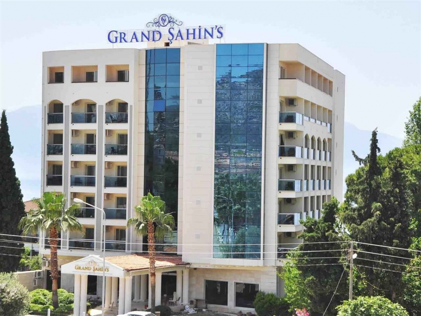 GRAND SAHINS 4*/ex.COASTLIGHT/
