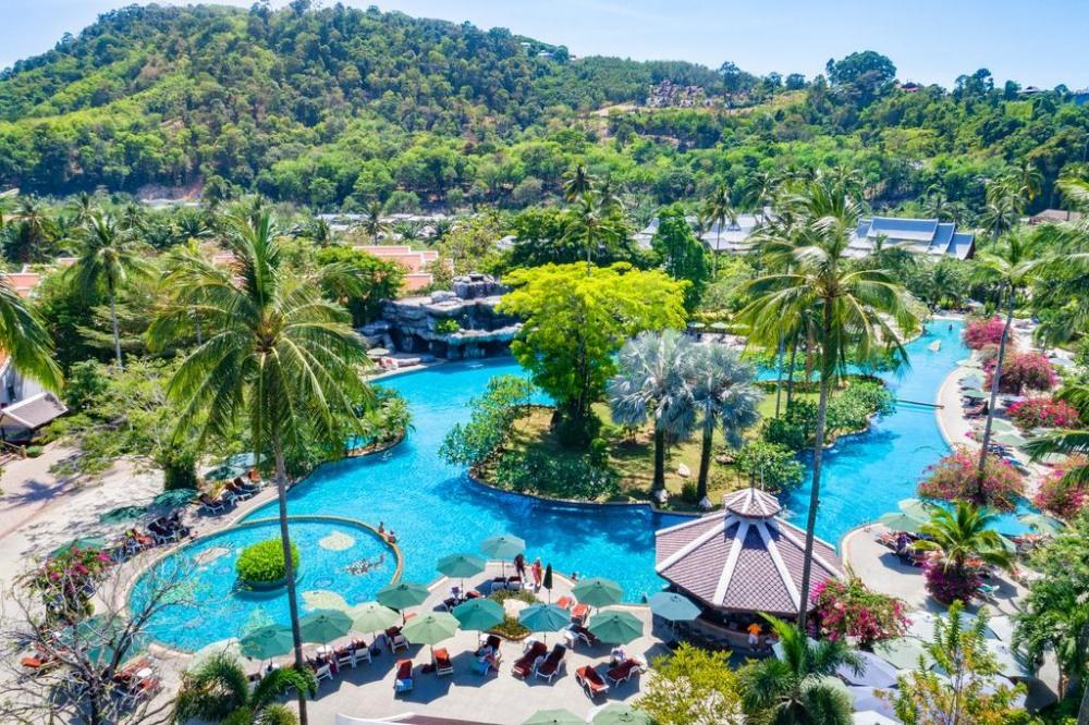 Duangjitt Hotel Phuket-Снимка2