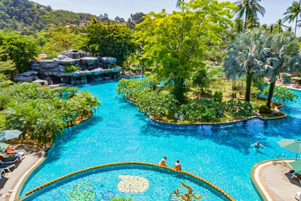 Duangjitt Hotel Phuket-Снимка3