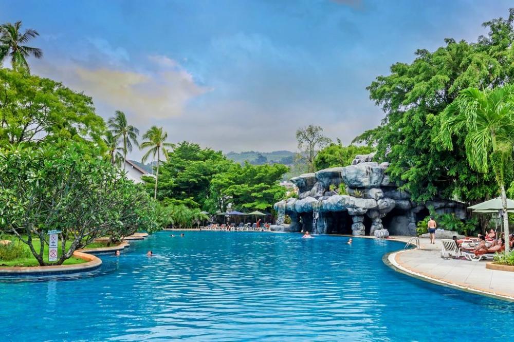 Duangjitt Hotel Phuket-Снимка4