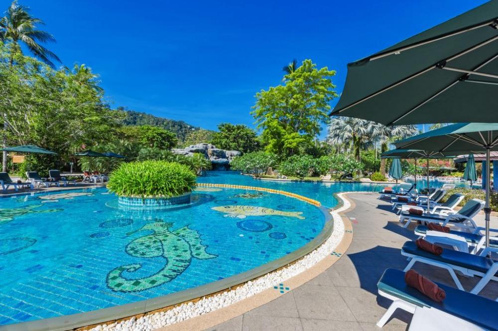 Duangjitt Hotel Phuket-Снимка6