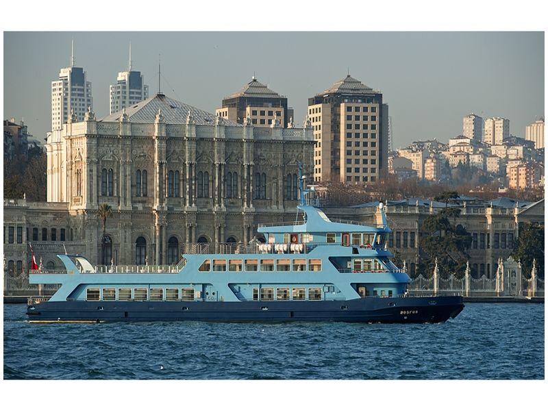 Почивка Нова година в Истанбул с дневен преход от В. Търново