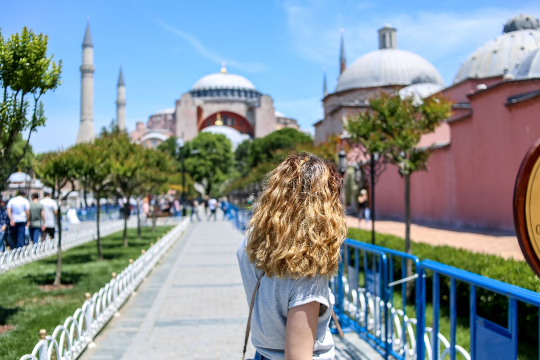 Почивка Нова година в Истанбул с нощен преход от В. Търново