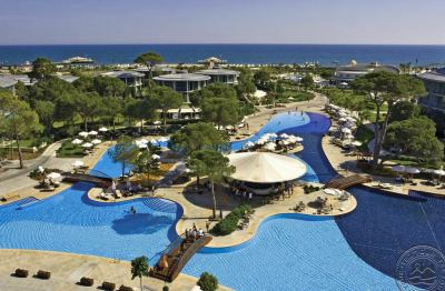CALISTA LUXURY RESORT 5 *