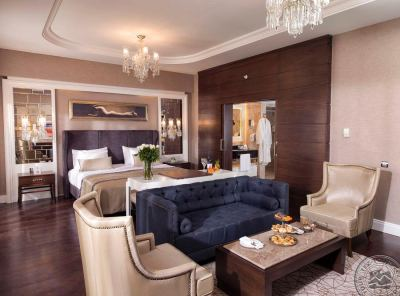 ALVA DONNA EXCLUSIVE HOTEL & SPA 5 *