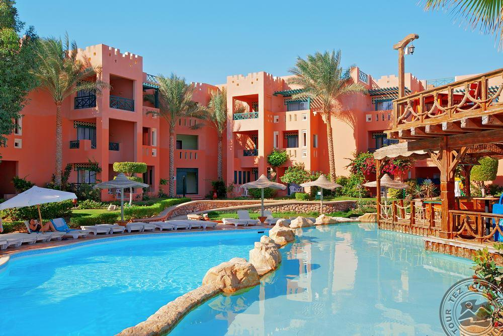 Почивка в REHANA SHARM RESORT, AQUA PARK & SPA 4 *
