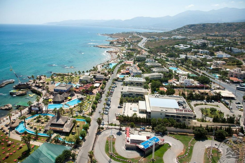 Почивка в STAR BEACH VILLAGE & WATER PARK 4*