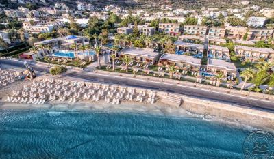 SENTIDO BLUE SEA BEACH 5 *