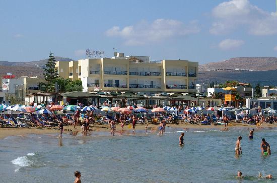 Почивка в ASTIR BEACH 4 *