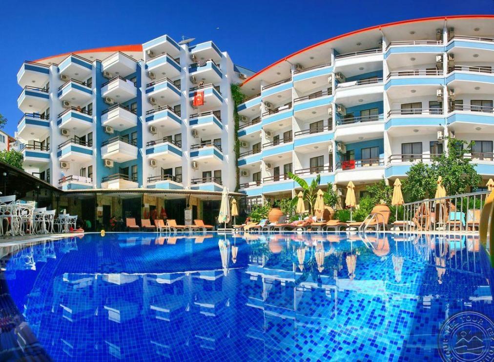 Почивка в KLEOPATRA FATIH HOTEL3+*