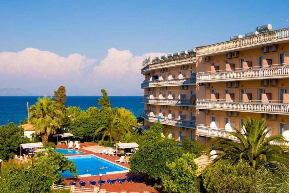 Почивка в POTAMAKI BEACH HOTEL 3 *