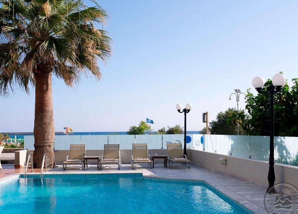 Почивка в KRITI BEACH HOTEL 5*