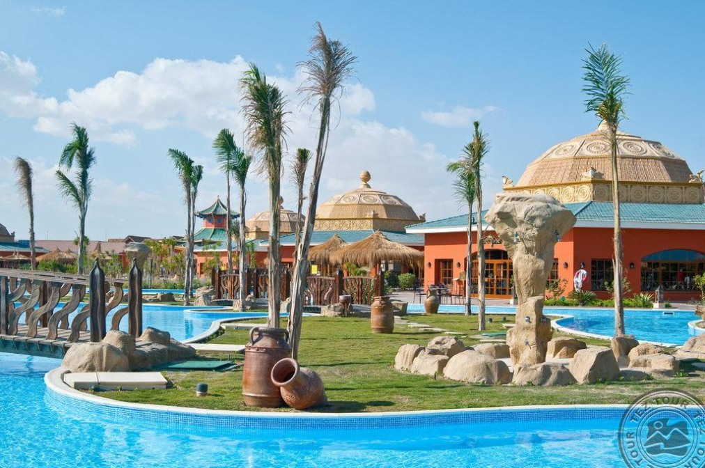 Почивка в ALBATROS JUNGLE AQUA PARK 4*