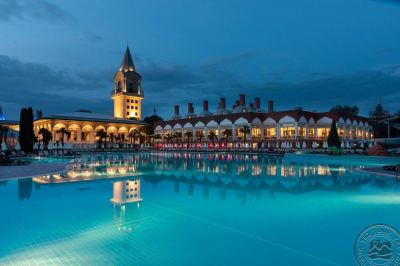 SWANDOR HOTELS & RESORT TOPKAPI PALACE 5 *