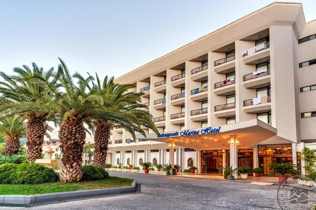 Почивка в OZKAYMAK MARINA HOTEL 5 *