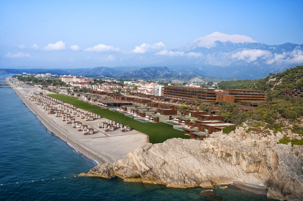 Почивка в MAXX ROYAL KEMER RESORT 5 *