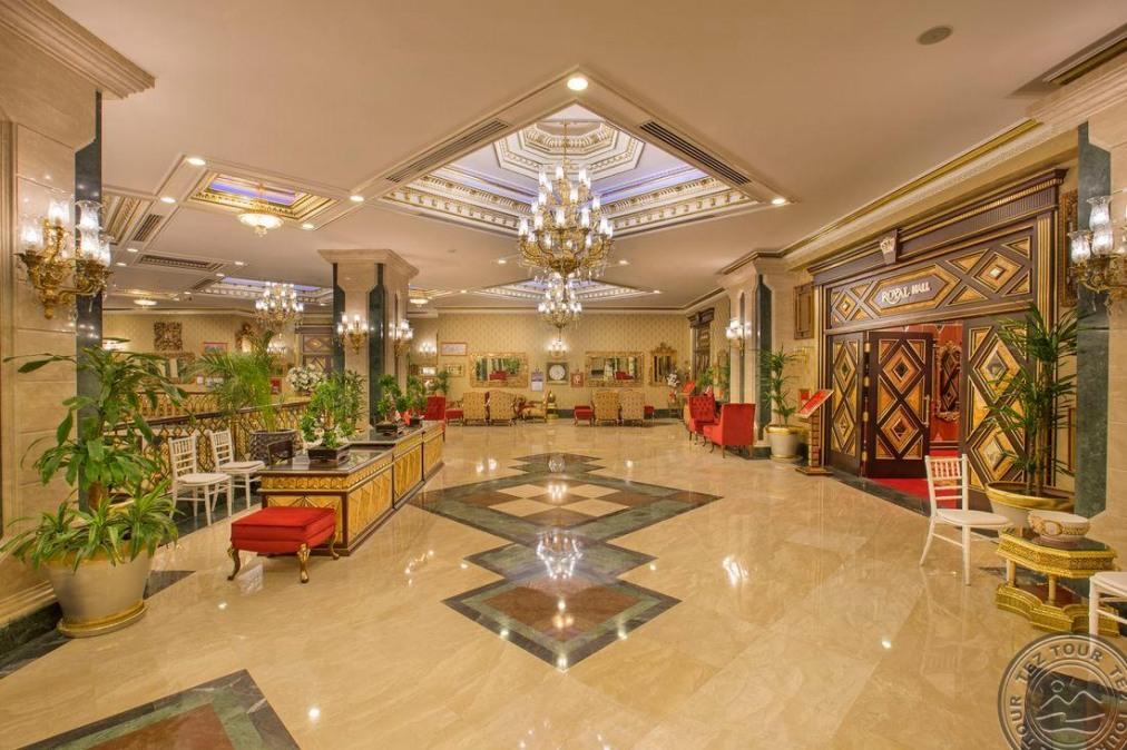 Почивка в CLUB HOTEL SERA 5 *