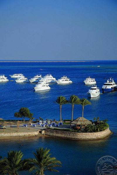 HURGHADA MARRIOTT BEACH RESORT 5*