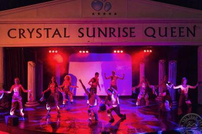 CRYSTAL SUNRISE QUEEN LUXURY RESORT&SPA 5 *