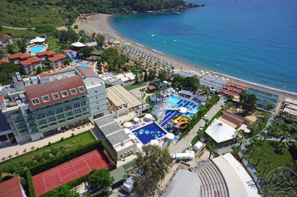 Почивка в SEALIFE BUKET BEACH HOTEL 5 *