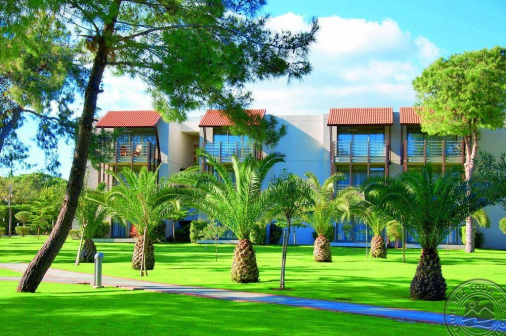 Почивка в GLORIA GOLF RESORT 5 *
