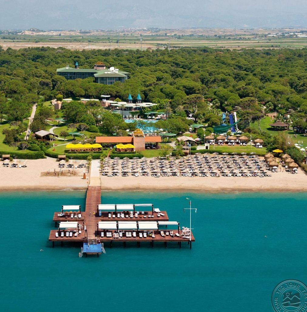 Почивка в GLORIA VERDE RESORT 5 *