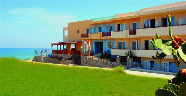DANAOS BEACH APARTMENTS 2+*